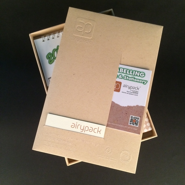 box and calendar gift set